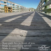 Your path lies in front of you - Looking Beyond Master Psychics