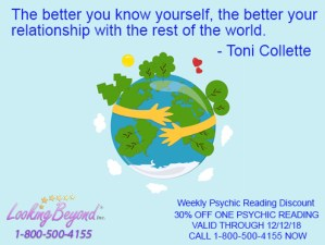 The Better You Know Yourself - Looking Beyond Master Psychics