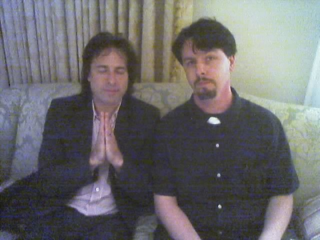 David O Russell and Jeffrey Overstreet 2004