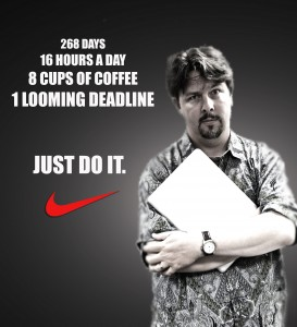 Jeff's Just Do IT Campaign