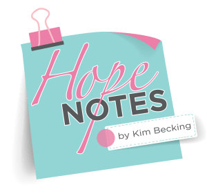Kim-Becking-Hope-Notes