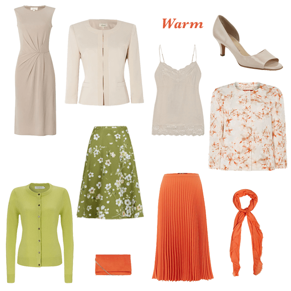 Capsule Wardrobe Colours To Suit You