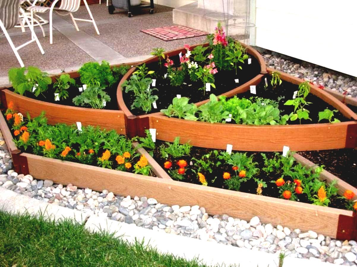 Vegetable Garden Inspiration | Gardening | LookLocalWA on Vegetable Garden Ideas For Backyard id=17544