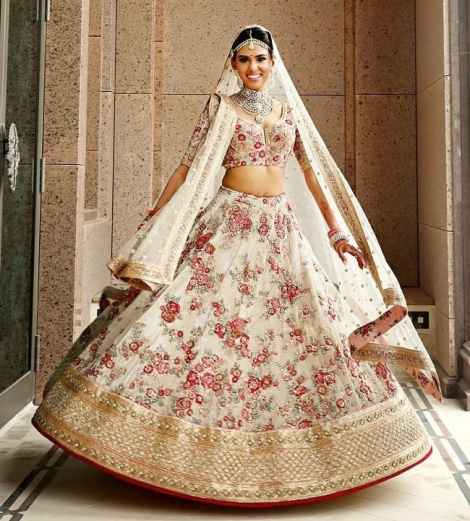lehenga colour combinations
