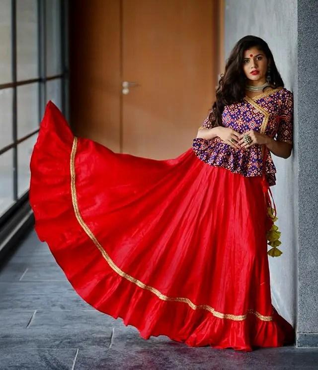 New Chaniya Choli Amp Blouse Designs For Navratri 2018