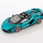 Lamborghini Sian Raodster 1 43 Looksmart Models