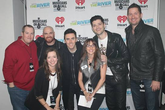 The Script with MOC staff James Howell, Dana Sones, Katy Epley and Pete Griffin