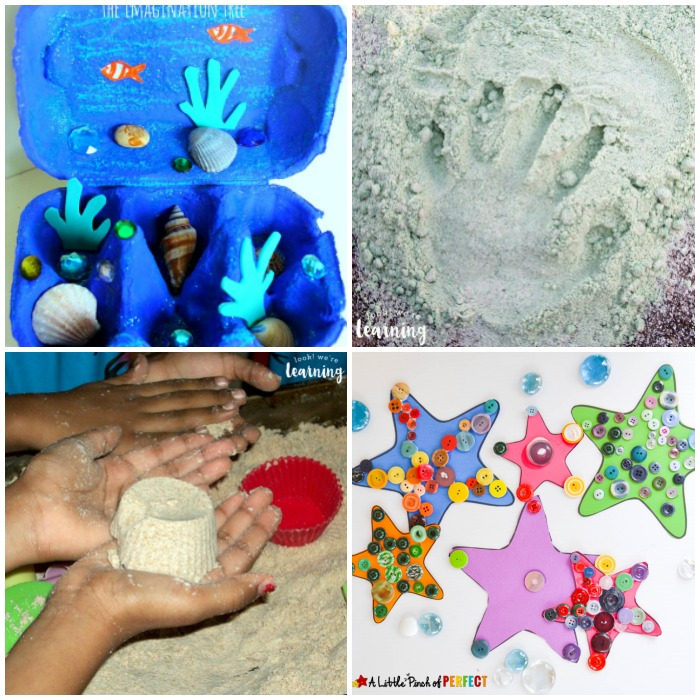 Os tartarouchos / getty images one of the best ways to make use of all the pretty shells you collected on a be. 25 Beach Crafts For Kids Look We Re Learning