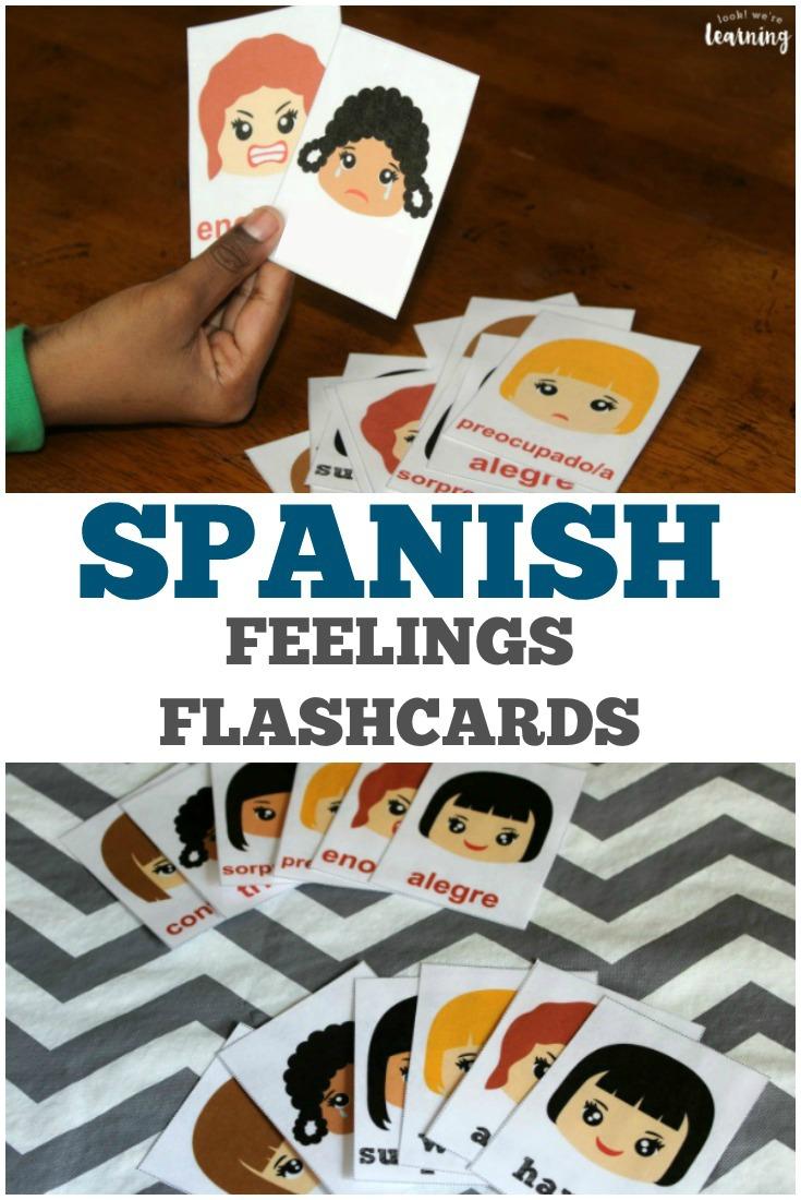 Fun Words Say Spanish