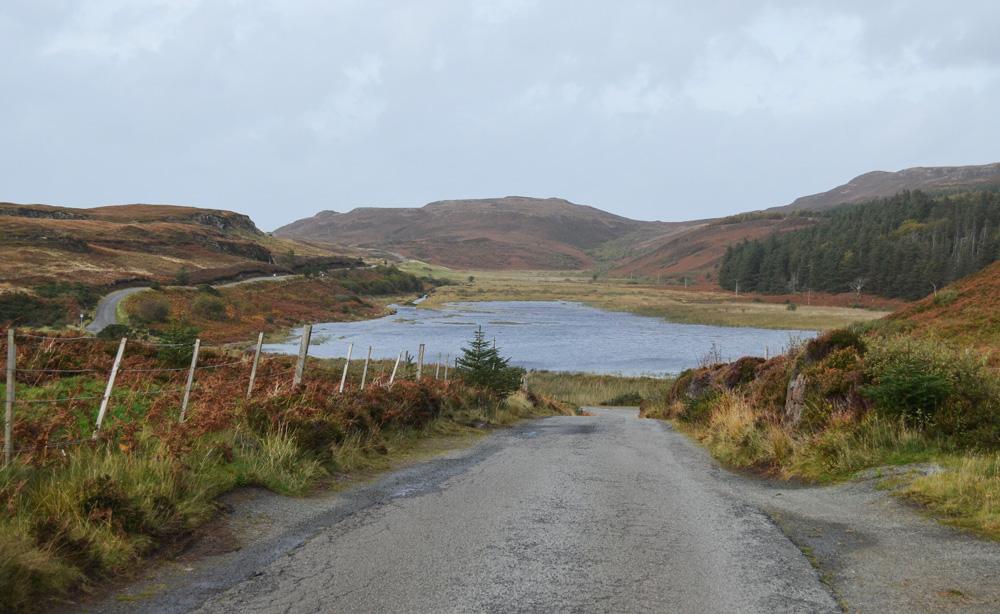 Loch Surdal Isle of Skye