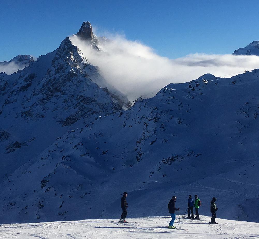 Meribel Mountains