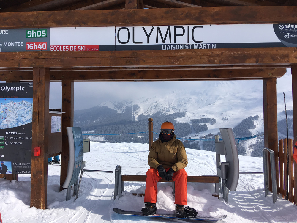 Meribel Olympic