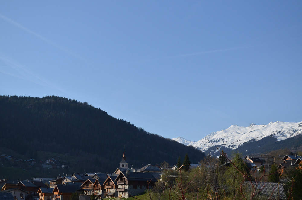 Les Allues French Alps