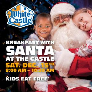 White Castle Free Meal for Kids