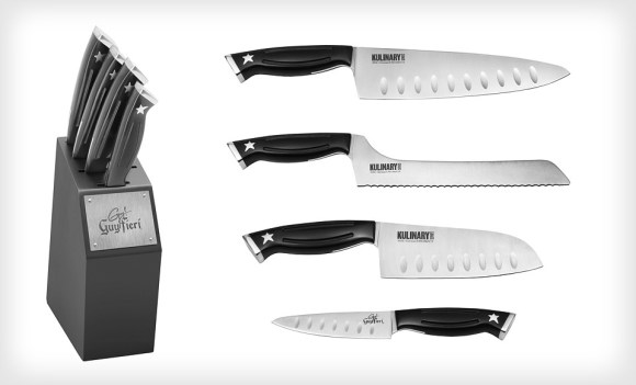 Knife Set Groupon