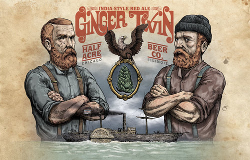 Half Acre Ginger Twin
