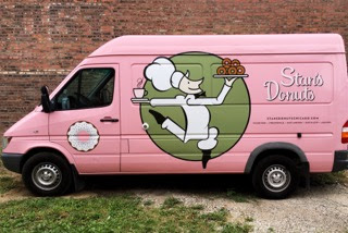 Stan's Donuts to debut its first-ever food truck, Stan's Van