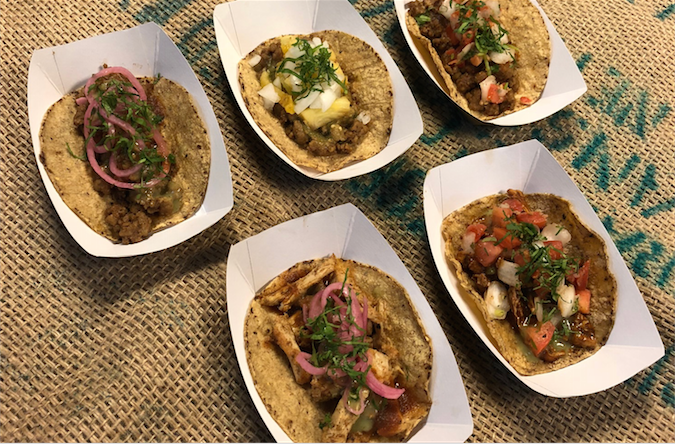 Oaxaca Taqueria Launches Vegan Menu with Beyond Meat
