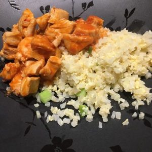 Recipe: Minimal Paleo Orange Chicken With Cauliflower Rice