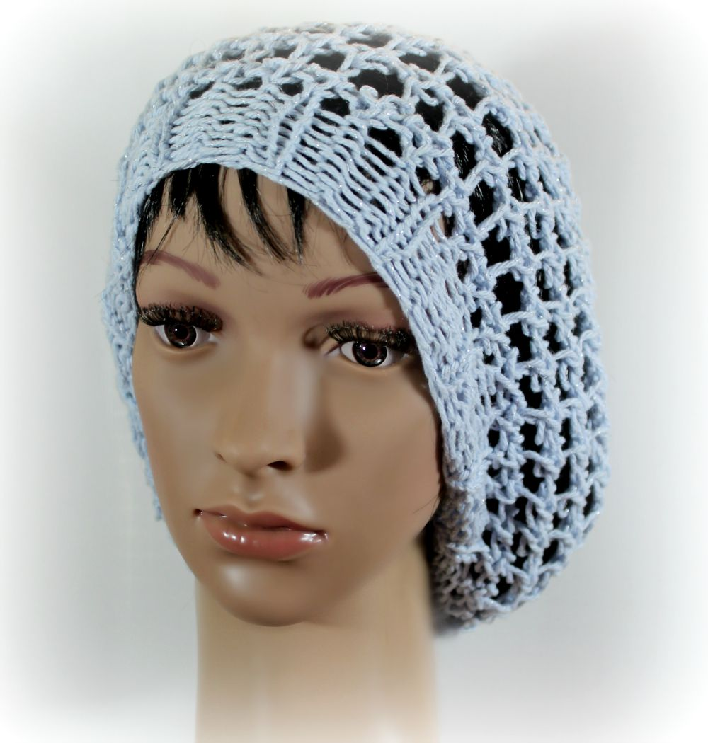 Knifty Knitter Loom Hat