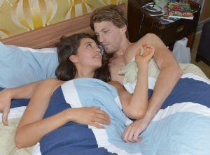 Elena (Elena Garcia Gerlach) und Dominik (Raul Richter)