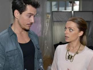 GZSZ: Mieze klopft Jonas nicht auf die Schulter! - TV