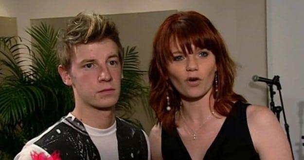 Marc und Irma bei Popstars Du und Ich 2009