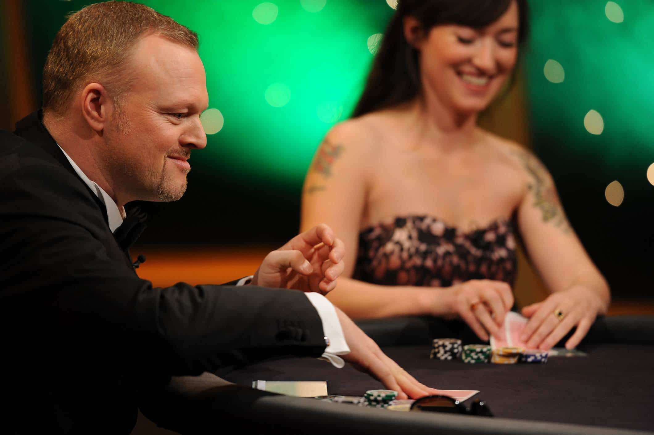 Stefan Raab Poker