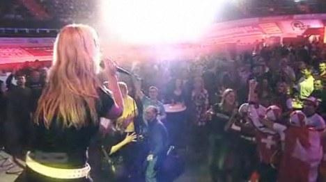 Deutschlands beste Partyband: Thema heute sind Rock Klassiker - TV