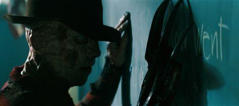 Freddy Krueger in A Nightmare on Elm Street