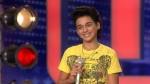 Das Supertalent 2010: Andrea Renzullo rührt Bruce Darnell zu Tränen