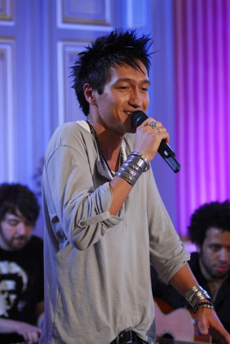 X Factor 2010: Anthony Thet spielte bereits mit Ich + Ich! - TV News
