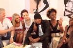 """Popstars 2010 Girls Forever: Come """"closer""""! Ne-Yo überrascht die Kandidatinnen im Bandhaus"""