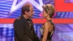 Das Supertalent 2010: Martin Bolze versetzt Sylvie van der Vaart unter Hypnose