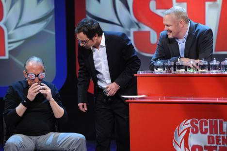 """""""Schlag den Star"""": Mike Krüger übt bei Zwei-Tages-Triathlon - TV"""