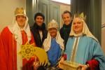 Mit den Sternsingern zu Besuch bei Sven Hannawald - TV News