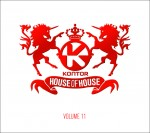 Cover Kontor House Of House Vol. 11