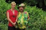 Dschungelcamp 2011: Indira Weis nackt für Porno Klaus?