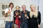 """""""Das perfekte Promi Dinner"""" mit Leo Bartsch, Kay Böger, Charlotte Karlinder und Arved Birnbaum - TV"""