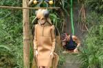 Dschungelcamp 2011: So lief die Dschungelprüfung für Sarah und Katy - TV News