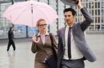 Gretchen (Diana Amft) steigt ins Taxi, Marc (Florian David Fitz) bleibt zurück