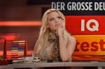 """Gina-Lisa Lohfink bei """"Der große deutsche IQ-Test 2011"""""""