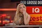 """Gina-Lisa Lohfink bei """"Der große deutsche IQ-Test 2011"""" - TV"""