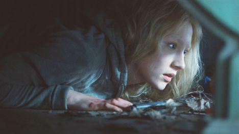 "Saoirse Ronan (""Hanna"") in Sony Pictures' WER IST HANNA?"