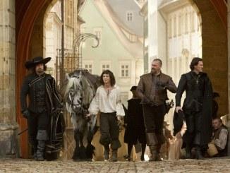 Die drei Musketiere 3D: Trailer und Bilder zum Film mit Logan Lerman - Kino News
