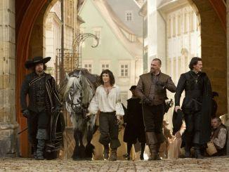 Die drei Musketiere 3D: Trailer und Bilder zum Film mit Logan Lerman - Kino