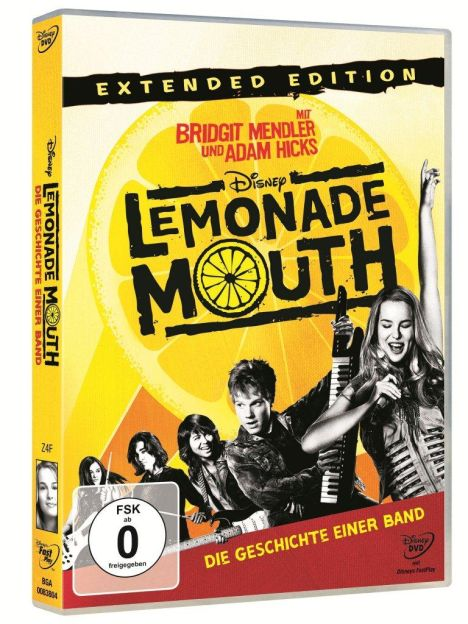 Cover Lemonade Mouth