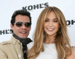 Jennifer Lopez and Marc Anthony Press Conference for Their Lifestyle Fashion and Home Decor Lines at Kohl's Department Stores