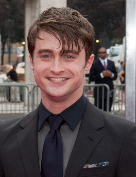 "Daniel Radcliffe - ""Harry Potter and the Deathly Hallows: Part 2"" New York City Premiere"