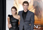 """Miley Cyrus and Liam Hemsworth - """"The Last Song"""" World Premiere"""